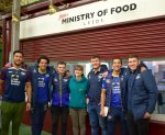 Leeds Rhinos cook up a storm with One You Leeds and Jamie's Ministry of Food