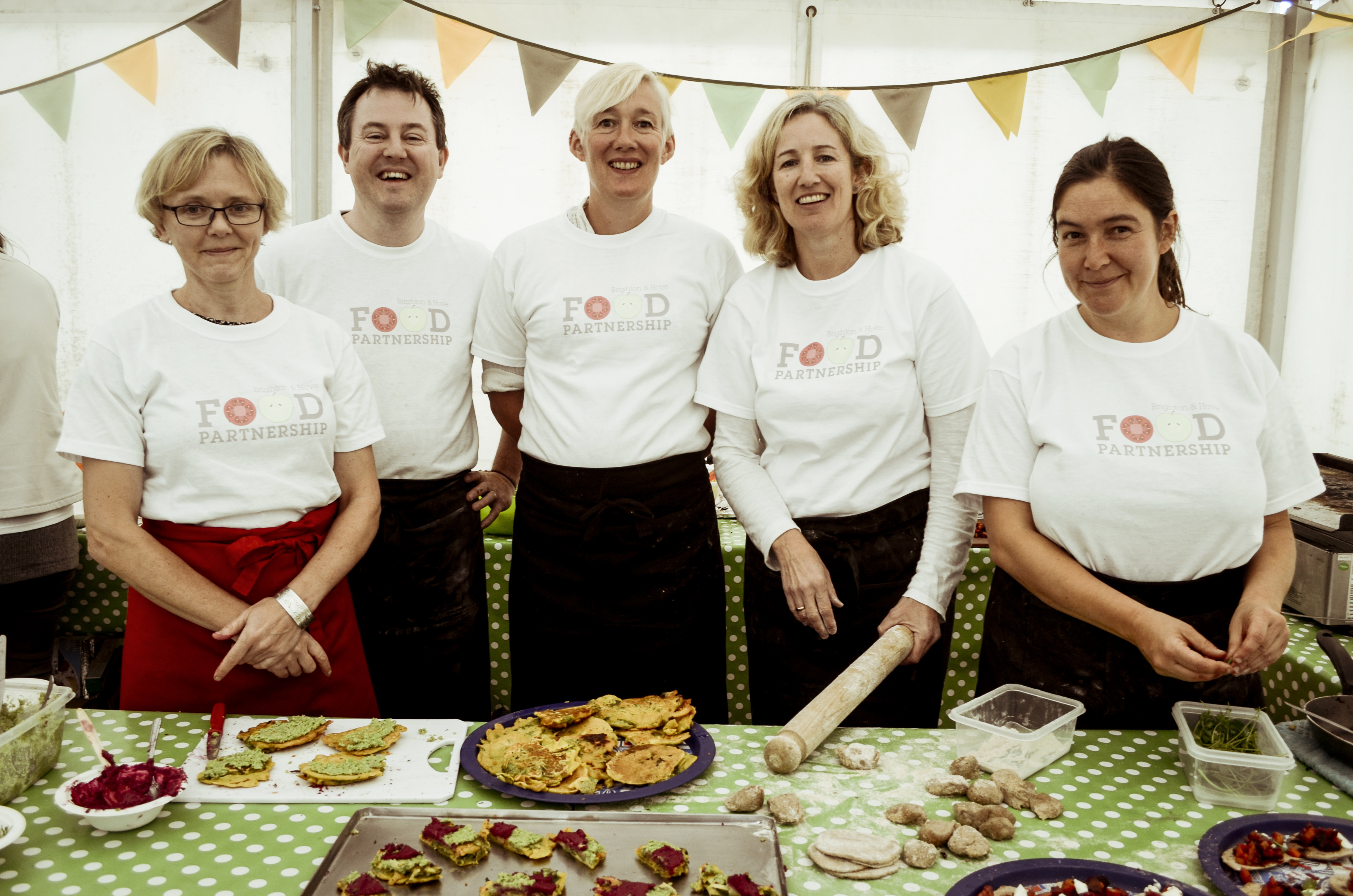 Brighton & Hove Food Partnership launches Kit Out The Kitchen ...